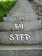 stepby step
